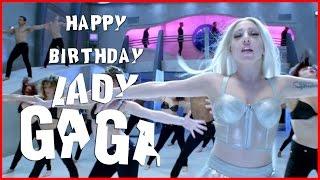 Lady Gaga - Birthday Mix 2014 (Mashup by J2J) + Download Link