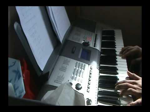Asmani Rang ho ( Dil Mil Gaye)- piano instrumental