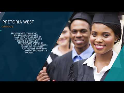 Tshwane South Technical & Vocational Education And Training (TVET) College
