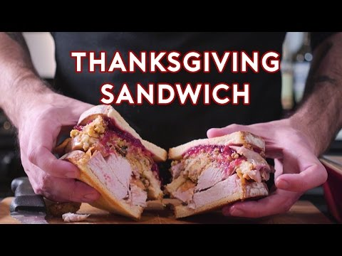 Binging with Babish: The Moistmaker from Friends - YouTube