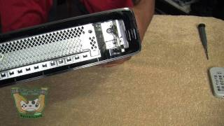 How To Open An Xbox 360 (BLACK)  disassemble