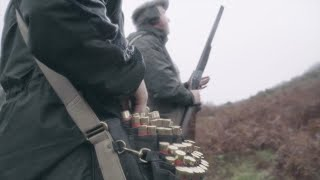 The Shooting Show – Spectacular High-bird Shooting At Brigands