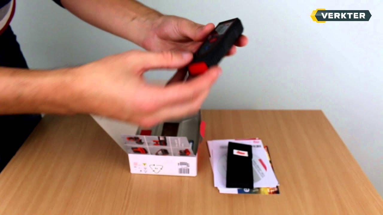 Leica Entfernungsmesser Disto D110 : Laseravstandsmåler leica disto d youtube