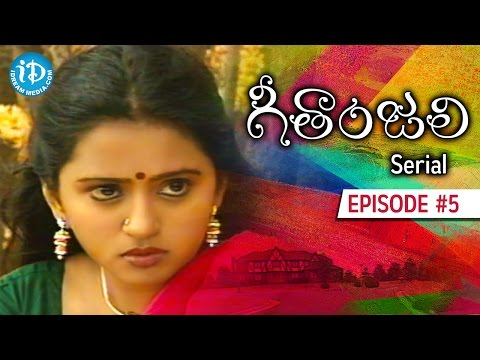 Suma's Geethanjali Serial - Epi #5 | First Telugu Serial Completely Shot In USA - Only On iDream