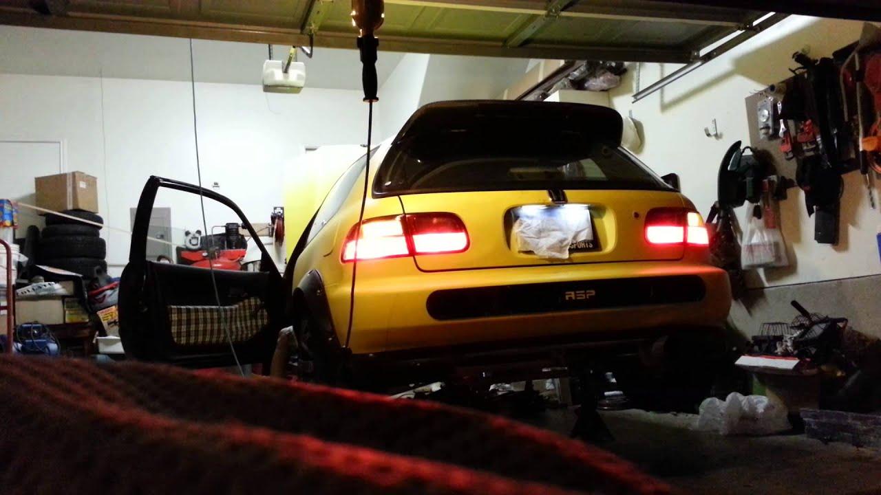 Suzuki Tail Light
