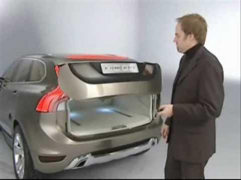 Volvo XC60 Design Story