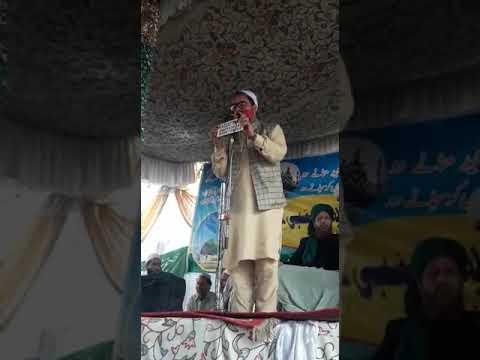Waseem bai .naat of molana Mushtaq ah khan seer