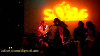 Alison Hinds & Destra Garcia Live @ SOB's Queens Of Soca NYC Part. 3 (2010)