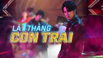 JACK - Là 1 Thằng Con Trai Official MV | J97