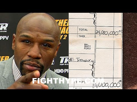 "MAYWEATHER CLAPS BACK AT TAX STORIES; PAID IRS $26 MILL & SAYS ""CALCULATE THAT"" - LAWYER EXPLAINS"