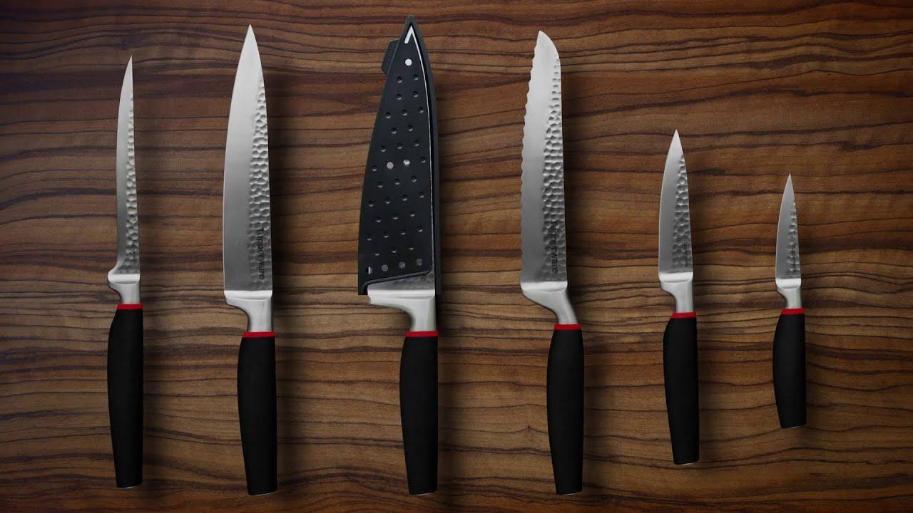 Tupperware Chef Serie Messer