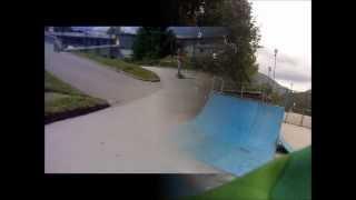 Skatepark Hrastnik Summer 2012
