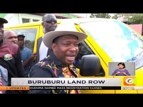 Buruburu land row