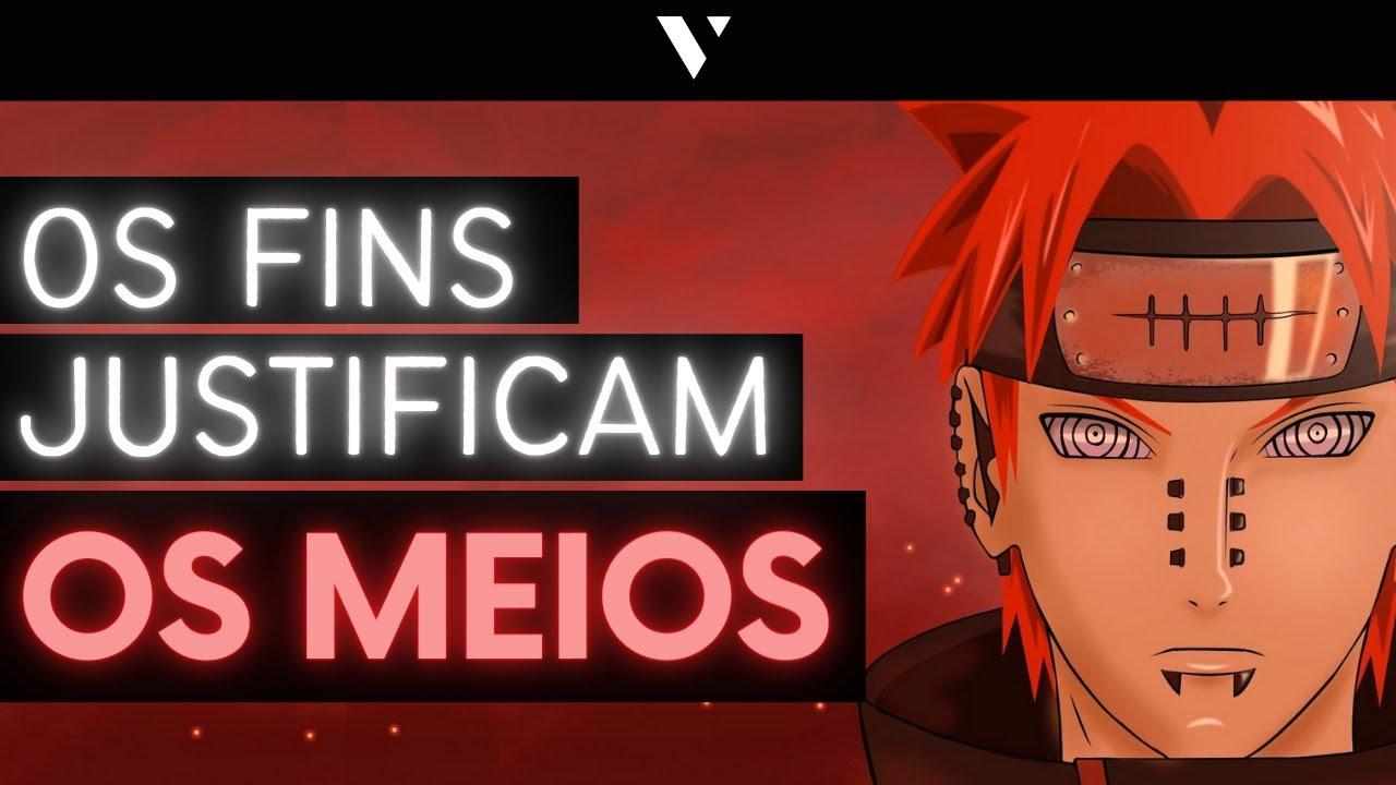 Pain e a FILOSOFIA DA DOR em Naruto - Análise e Subtextos!