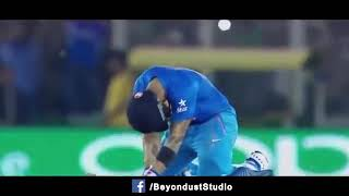 India vs Pakistan Fight in Cricket Match