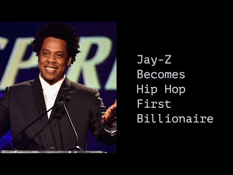 JAY-Z Becomes the First Hip-Hop Billionaire