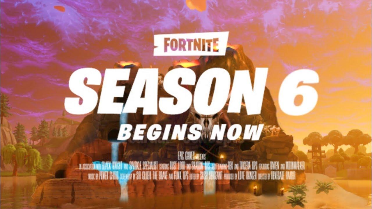 Fortnite Season 6 Announce Trailer Official Fortnite Battle