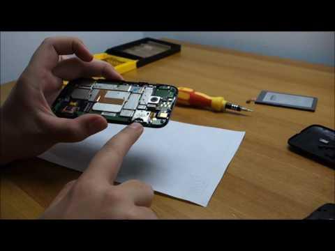 Extreme SIM socket teardown and repair in a Motorola Moto G mobile phone