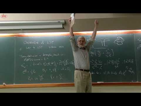 Emil Martinec (2019) Overview of little string theory