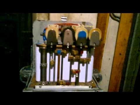 протяжка ленты скоростемера 3сл2м