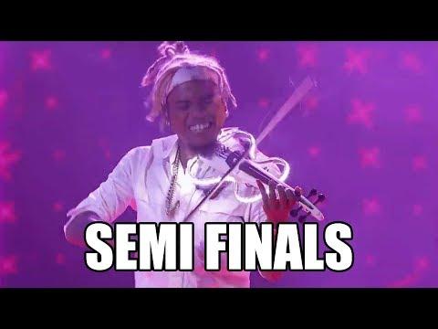 Brian King Joseph America's Got Talent 2018 Semi Finals|GTF