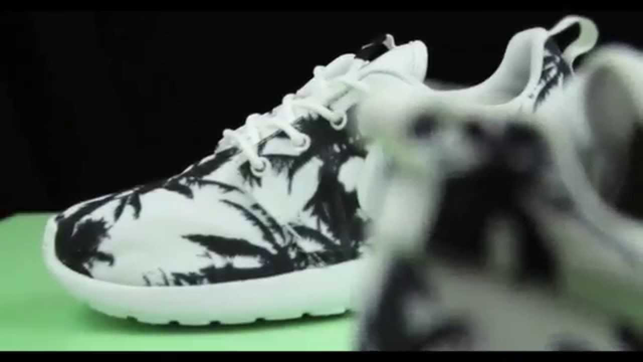 Detailed Trees Unboxing YouTube RosheRun look Nike amp; Palm XnRqAwRxH
