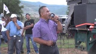 MIGUEL CONTREARAS LUIS, APOYADO POR SAN PABLO HUIXTEPEC.