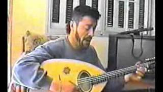 Matoub rend hommage a Cheikh el Hasnoui et a Cherif Hamani (Vidéo personnelle)