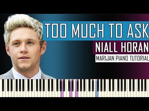 How To Play: Niall Horan - Too Much To Ask...