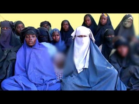Abducted Chibok girls say 'we won't return': Boko Haram video thumbnail