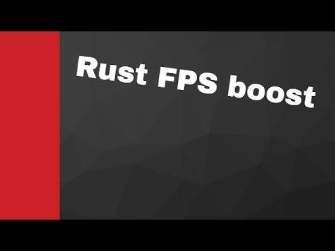 Fps boost rust