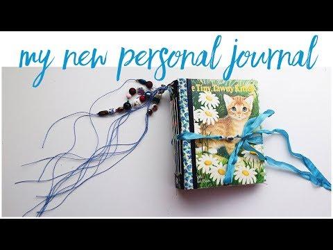 My New Personal Junk Journal | Flip Through