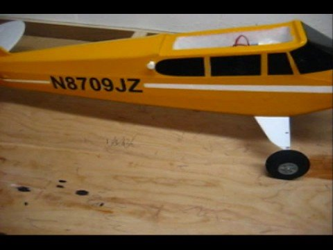 18-Adding & Making Decals - Building HZ Super Cub from Scratch
