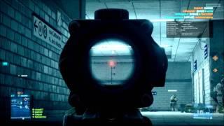 Battlefield 3 Beta PC Gameplay Quality Test 1