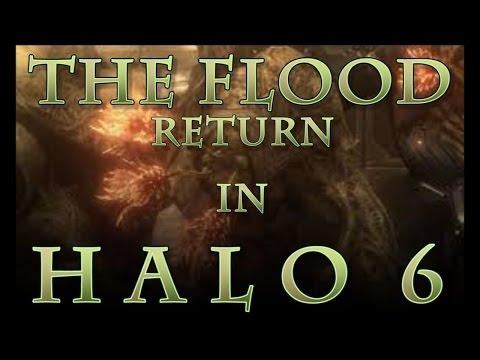 The Flood Return In Halo 6!