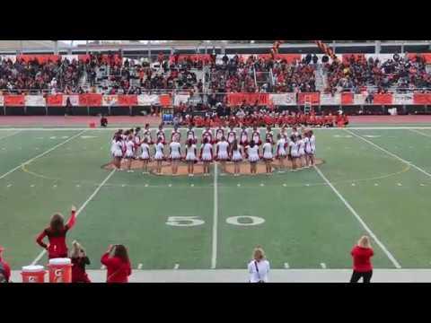 Burlingame High School Cheer LBG 2017