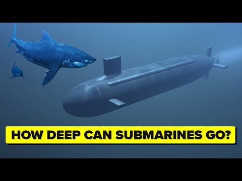 How Deep Can A Submarine Go?