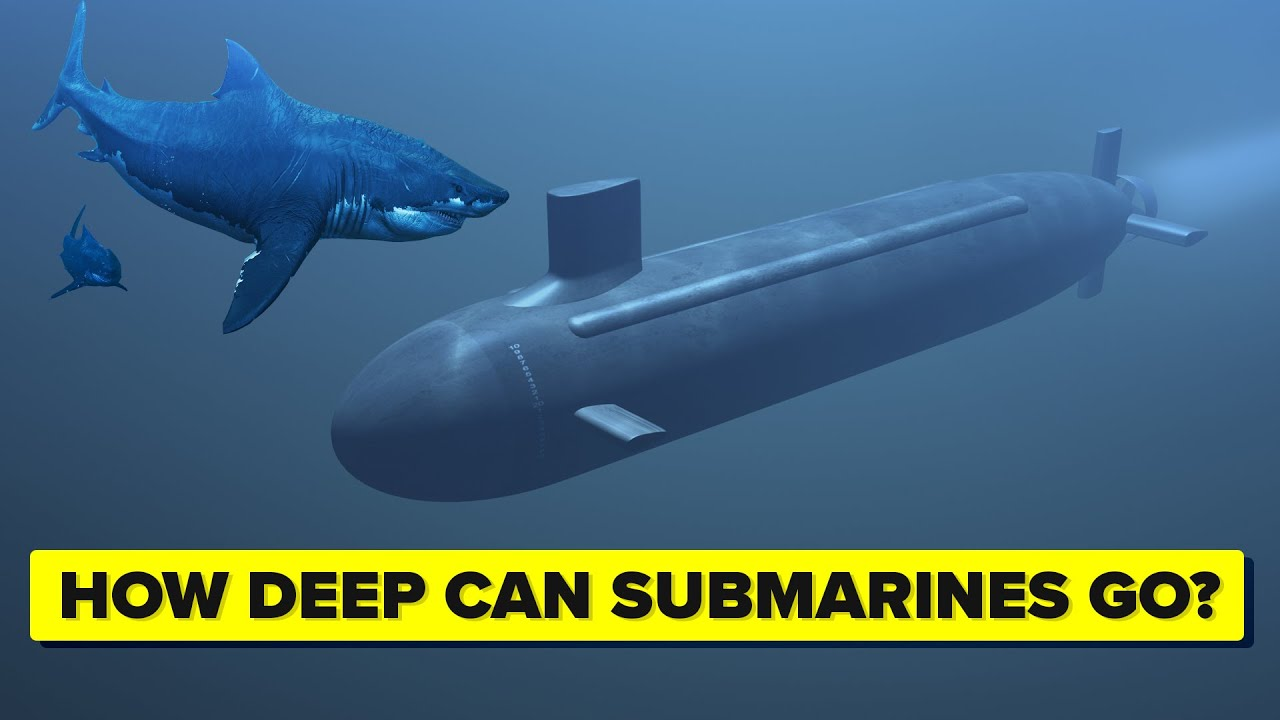 how-deep-can-a-submarine-go