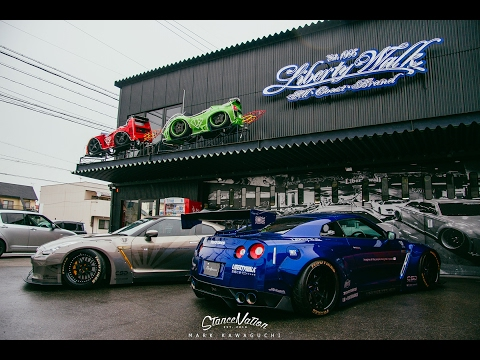 Liberty Walk Awesome Stuff Factory / LB*WORKS