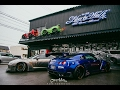 Liberty Walk Awesome Stuff Factory LB Walk Performance