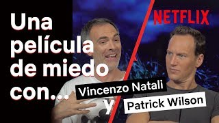 Una peli de miedo con... Vincenzo Natali y Patrick Wilson   En la hierba alta   Netflix