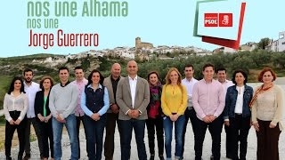 Repeat youtube video Candidatura del PSOE 2015