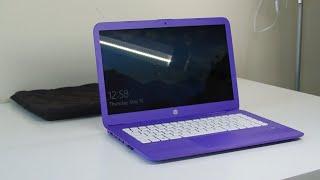 200 HP Stream 14 Laptop Full Review - Better Than Google Chromebook