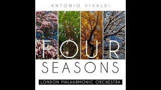 Four Seasons     Vivaldi 비발디 사계  봄, 여름, 가을, 겨울   mp4