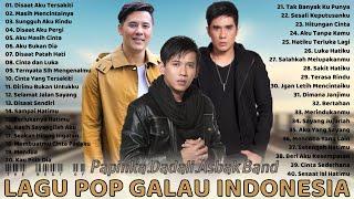 Dadali Papinka Asbak Band Full Album Lagu Galau Indonesia Terbaik Tahun 2000an Terpopuler MP3