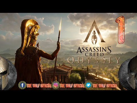 Assassin's Creed Odyssey #1