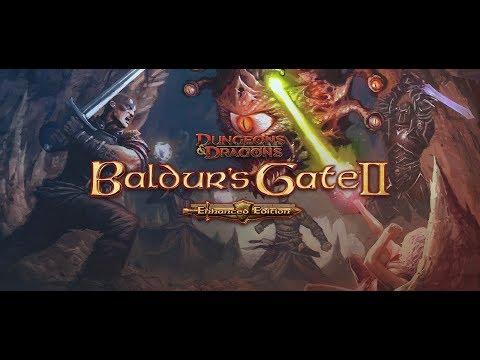 ЛУЧШАЯ РПГ - Baldur's Gate II: Enhanced Edition