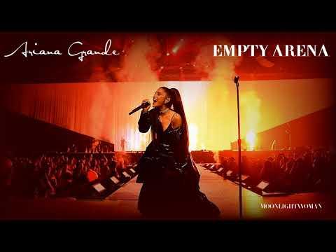 Ariana Grande - 'Knew Better Part II' Empty Arena