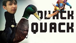 QUACK QUACK (SingSing Dota 2 Highlights #1369)