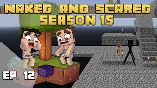 Endermen Everywhere! - Naked & Scared:S15 Ep12 (Minecraft)